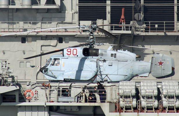 Chiến cuộc Syria: Nga tự tin rút tàu sân bay, bớt binh lực ảnh 8