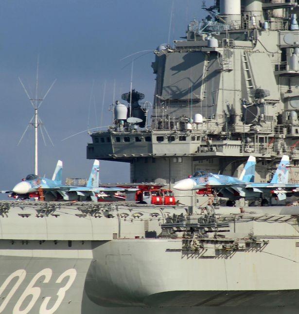 Chiến cuộc Syria: Nga tự tin rút tàu sân bay, bớt binh lực ảnh 9