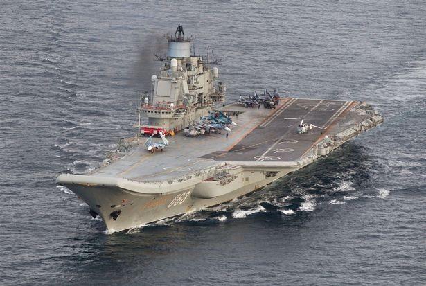 Chiến cuộc Syria: Nga tự tin rút tàu sân bay, bớt binh lực ảnh 10