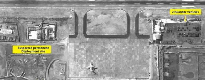 """Chiến sự Syria: Vệ tinh phát hiện Nga triển khai """"hung thần"""" Iskander ảnh 3"""