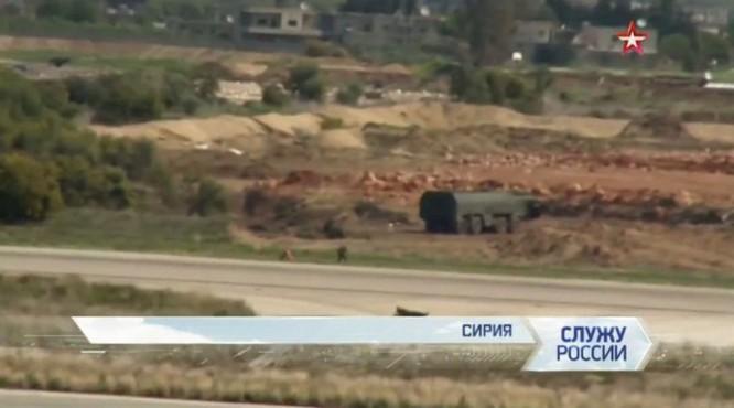 """Chiến sự Syria: Vệ tinh phát hiện Nga triển khai """"hung thần"""" Iskander ảnh 1"""