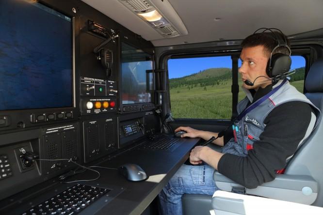 Nga quyết định chế tạo siêu xe - sở chỉ huy di động ảnh 4