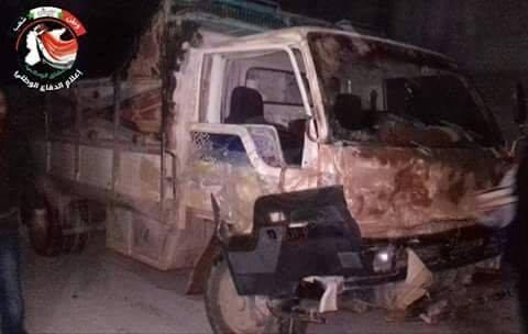 Quân đội Syria phục kích, thu lượng lớn trang bị quân sự nguồn gốc Thổ Nhĩ Kỳ ảnh 2