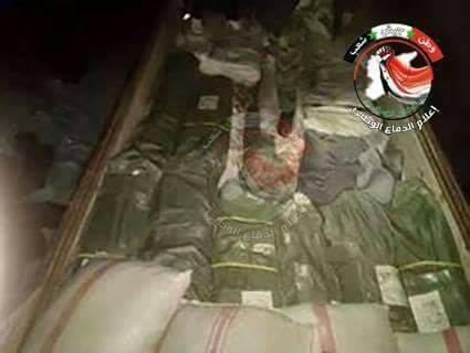 Quân đội Syria phục kích, thu lượng lớn trang bị quân sự nguồn gốc Thổ Nhĩ Kỳ ảnh 4