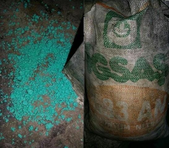 Quân đội Syria phát hiện kho chất độc hóa học lớn ở Aleppo ảnh 2