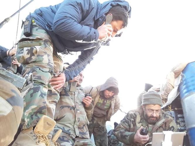 Quân đội Syria đánh thiệt hại nặng phiến quân thánh chiến ngoại vi Damascus ảnh 2