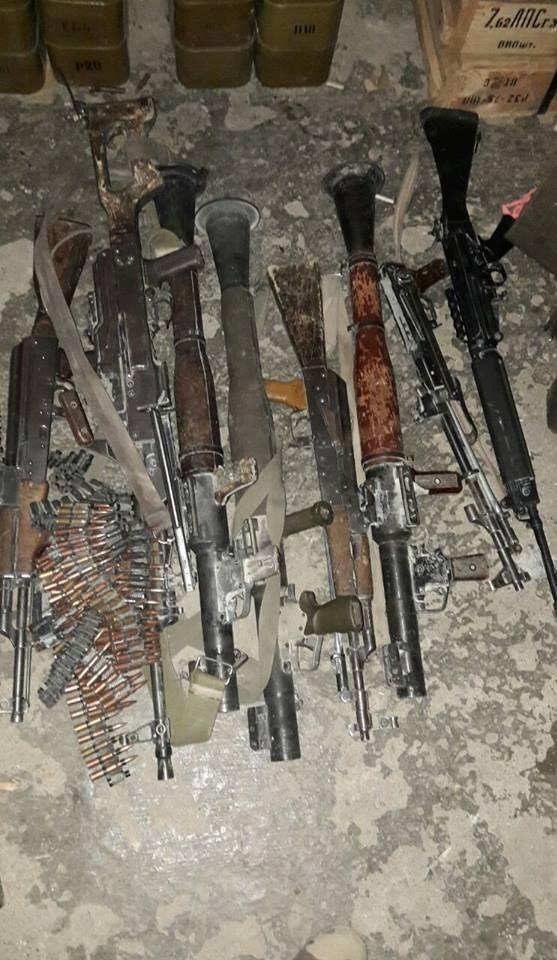 Quân đội Syria đánh thiệt hại nặng phiến quân thánh chiến ngoại vi Damascus ảnh 3
