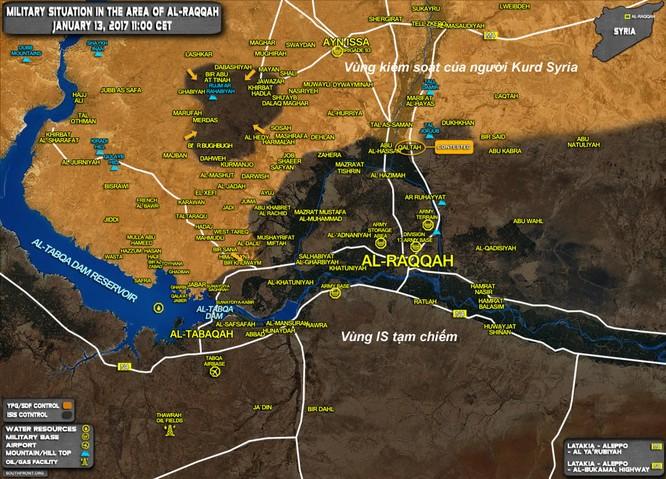Người Kurd tiêu diệt 536 chiến binh IS, giải phóng hơn trăm làng mạc ở Syria ảnh 1