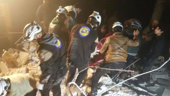 Gần 60 phiến quân Syria bị không quân Mỹ tiêu diệt ảnh 2