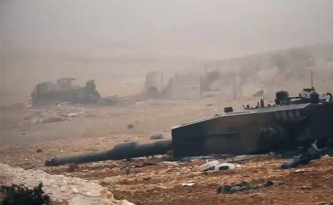 Quân Thổ Nhĩ Kỳ lại vỡ trận trước IS ở đông Aleppo ảnh 1