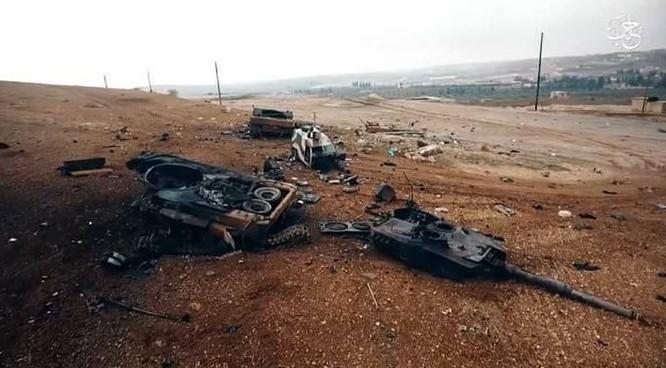Quân Thổ Nhĩ Kỳ lại vỡ trận trước IS ở đông Aleppo ảnh 2