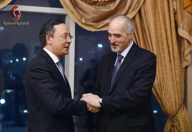 Nội chiến đẫm máu Syria tìm lối thoát mới tại Kazakhstan ảnh 6