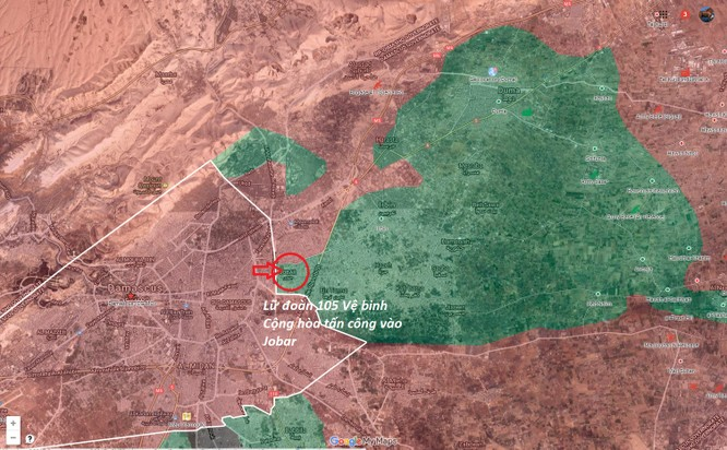 Quân đội Syria tập kích bất ngờ, diệt hàng chục tay súng Al Qaeda Syria ảnh 1