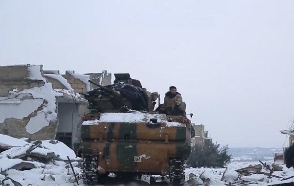 """IS """"hạ nhục"""" xe tăng Đức, Thổ mất 10 Leopard 2А4 ở chiến trường Syria ảnh 5"""