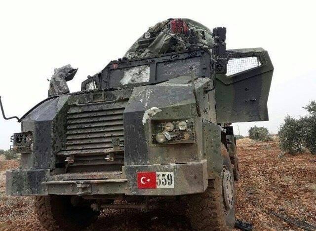 """IS """"hạ nhục"""" xe tăng Đức, Thổ mất 10 Leopard 2А4 ở chiến trường Syria ảnh 6"""