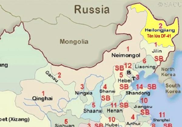 Trung Quốc đặt tên lửa gần biên giới Nga, Kremlin phản ứng gì ảnh 1