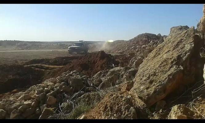Quân đội Syria đẩy mạnh cuộc tấn công trên hướng thành phố Al-Bab, Aleppo ảnh 3