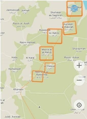 Những ngôi làng bị IS đánh chiếm chỉ trong vòng 18 giờ