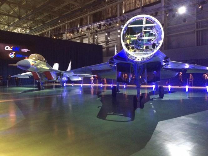 Nga thử tiêm kích đa nhiệm mới MiG-35++ ảnh 2