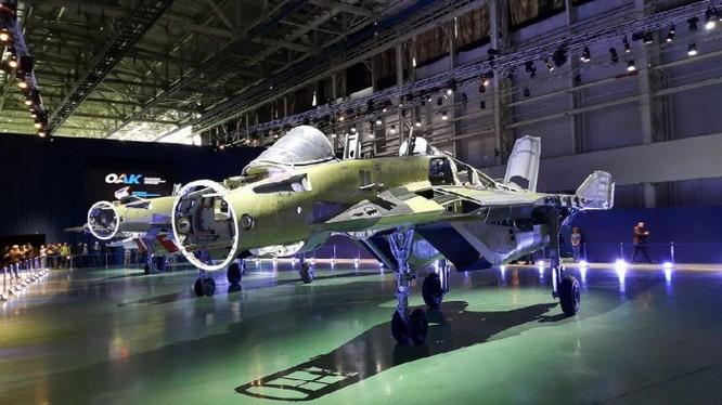 Nga thử tiêm kích đa nhiệm mới MiG-35++ ảnh 4