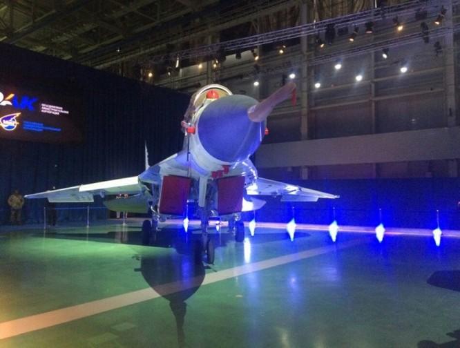 Nga thử tiêm kích đa nhiệm mới MiG-35++ ảnh 6