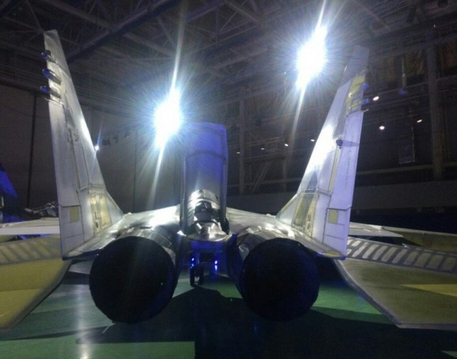 Nga thử tiêm kích đa nhiệm mới MiG-35++ ảnh 7