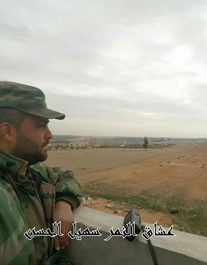 """Chiến sự đông Aleppo: """"Hổ"""" Syria đánh chiếm khu vực rộng lớn, siết vòng vây IS ảnh 2"""