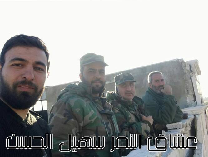 """Chiến sự đông Aleppo: """"Hổ"""" Syria đánh chiếm khu vực rộng lớn, siết vòng vây IS ảnh 4"""