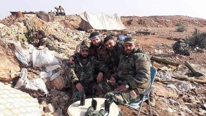 """Chiến sự đông Aleppo: """"Hổ"""" Syria đánh chiếm khu vực rộng lớn, siết vòng vây IS ảnh 7"""