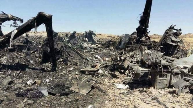 Giao chiến với Al-Qaeda Yemen, Mỹ mất trực thăng V-22 Osprey ảnh 1