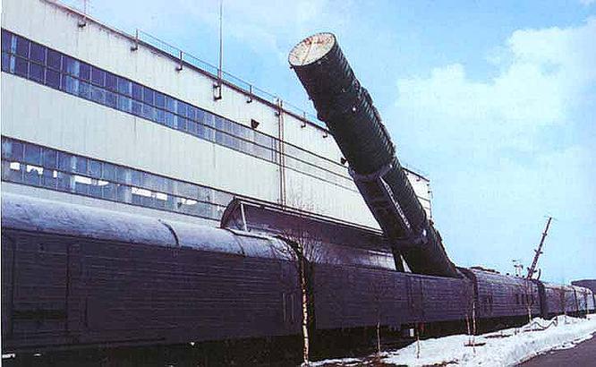 """Ukraine có thể đã bán """"đoàn tàu tử thần"""" cho Trung Quốc ảnh 2"""