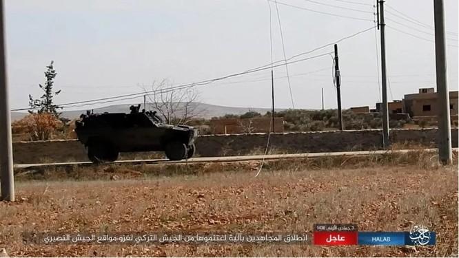 """""""Hổ Syria"""" tái chiếm cứ điểm IS ở đông Aleppo, diệt thủ lĩnh phiến quân ảnh 1"""