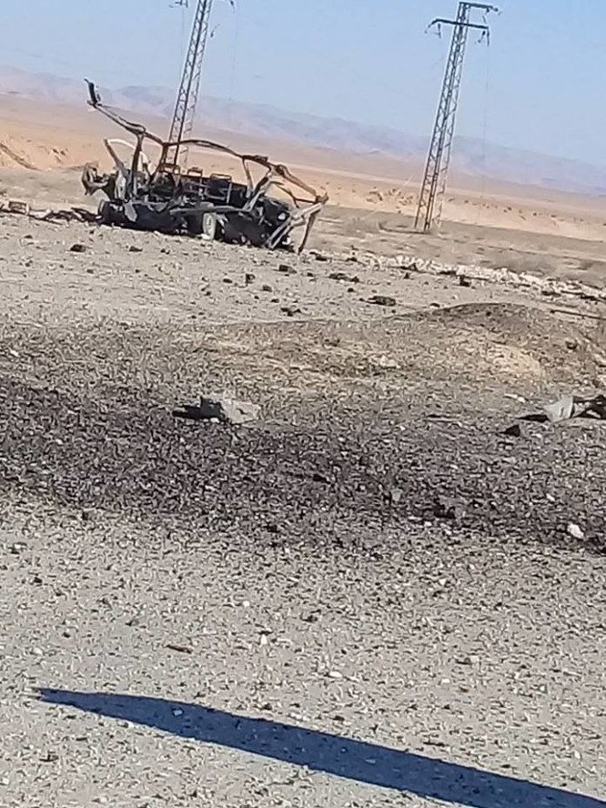 Chiến sự Palmyra: Quân đội Syria sắp khai hỏa đoạt lại khu mỏ khí chiến lược ảnh 4