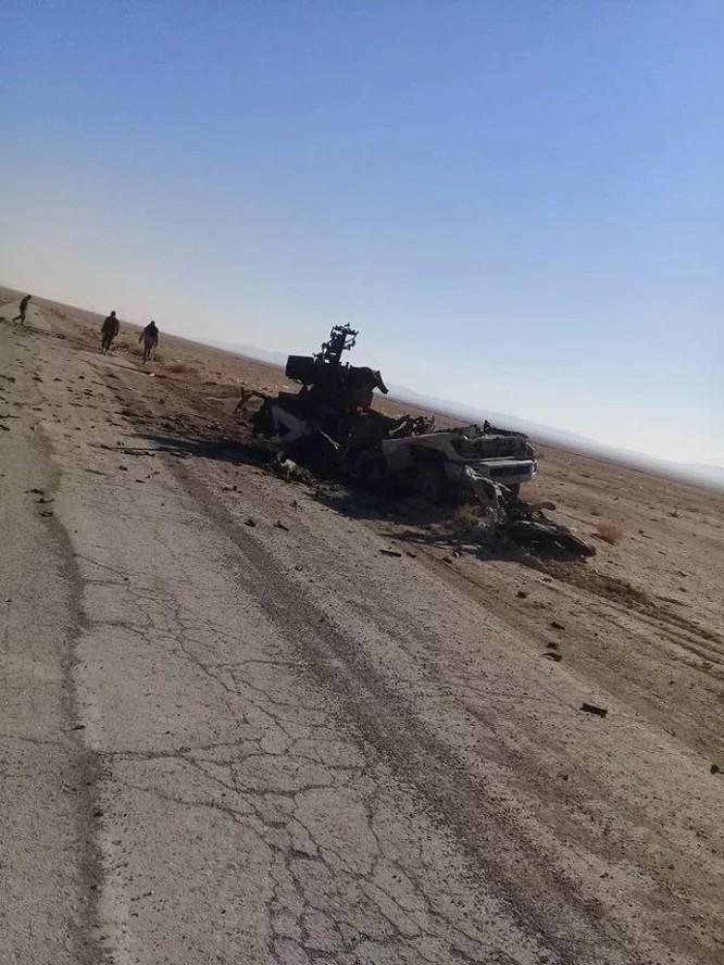 Chiến sự Palmyra: Quân đội Syria sắp khai hỏa đoạt lại khu mỏ khí chiến lược ảnh 5