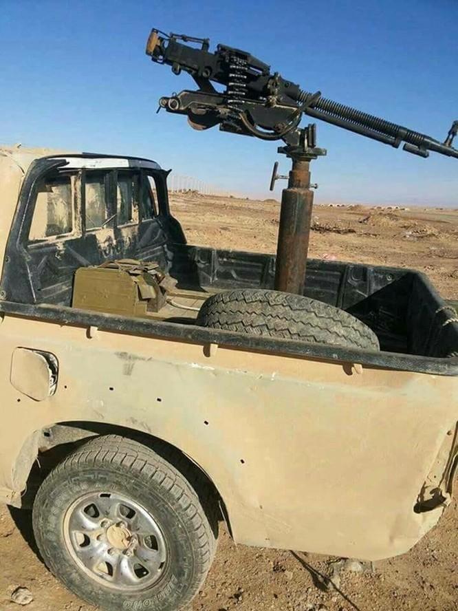 Chiến sự Syria: Quân Assad diệt hàng loạt phiến quân IS ở ngoại vi Damascus ảnh 1