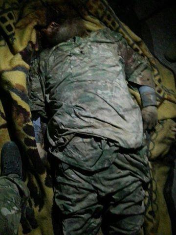 Thủ lĩnh chỉ huy chiến trường Al-Masi thiệt mạng trong cuộc không kích