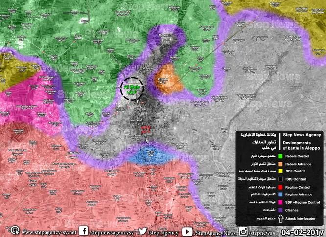 """""""Hổ Syria"""" đè bẹp cứ điểm phiến quân, Thổ Nhĩ Kỳ diệt một thủ lĩnh cao cấp IS ảnh 1"""