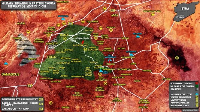 Lính đặc nhiệm Syria luồn sâu, tiêu diệt thủ lĩnh phiến quân ảnh 1