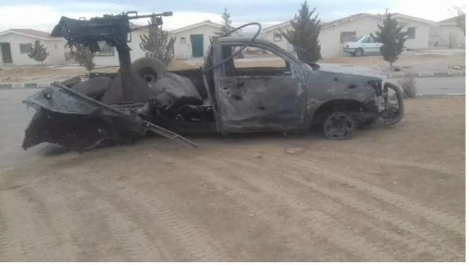 Chiến sự Syria: Phiến quân IS thảm bại tại ngoại ô Damascus (video) ảnh 7