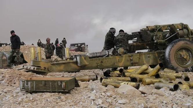 Chiến sự Syria: Phiến quân IS thảm bại tại ngoại ô Damascus (video) ảnh 3