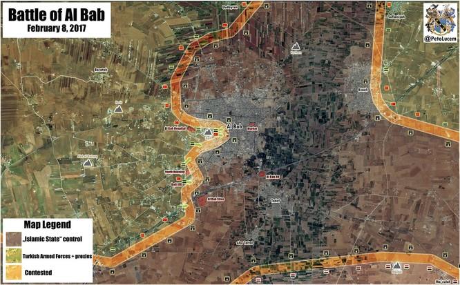 """Chiến sự đông Aleppo: """"Hổ Syria"""" tung hoành, càn quét phiến quân IS (video) ảnh 2"""