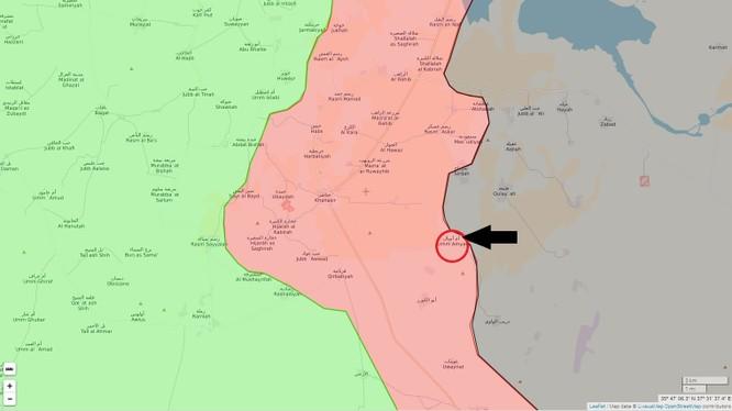 Quân đội Syria đập tan cuộc tấn công cắt đường tiếp vận đến Aleppo ảnh 1