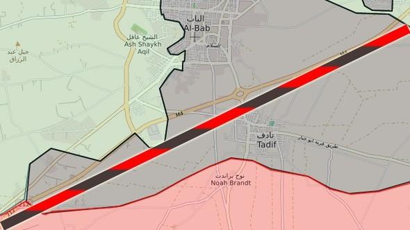 Quân đội Syria tiến chiếm thị trấn chiến lược Tadef, Thổ Nhĩ Kỳ tấn công sào huyệt IS ảnh 1