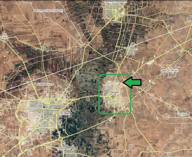 Quân Thổ lại bại trận trước IS ở chiến trường đông Aleppo ảnh 1