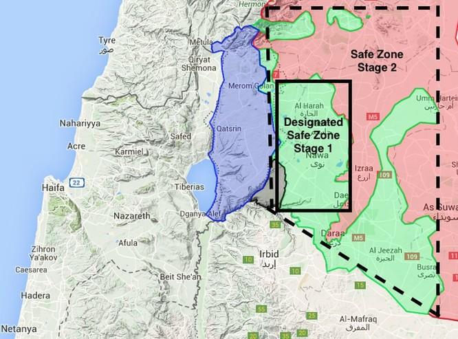 Chiến sự Syria: Quân Assad thất bại, mất hơn nửa quận vào tay phiến quân ở Daraa ảnh 2