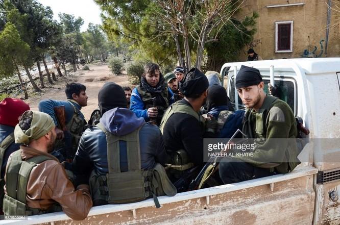 Chảo lửa Al-Bab: Quân đội Thổ Nhĩ Kỳ lại hứng thảm bại trước IS ảnh 4