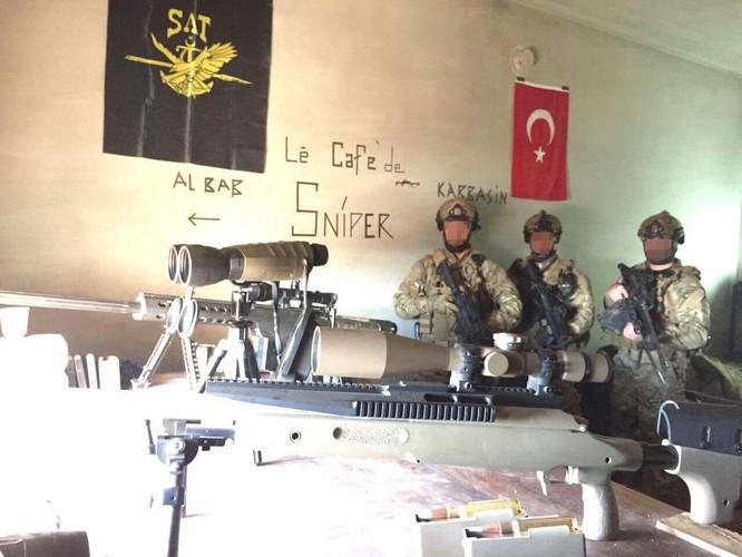 Chảo lửa Al-Bab: Quân đội Thổ Nhĩ Kỳ lại hứng thảm bại trước IS ảnh 5