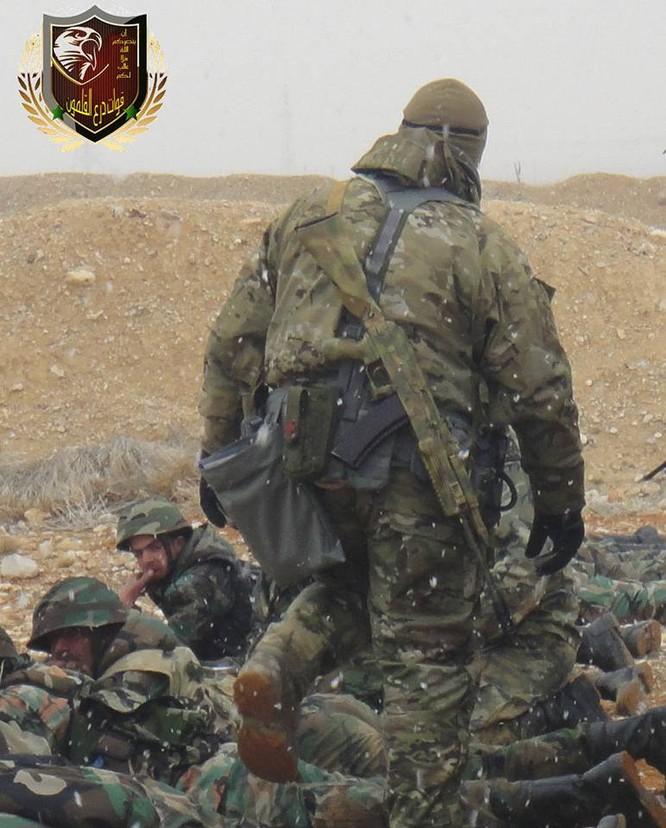 """Chiến sự Syria: Nga huấn luyện """"lên đời"""" quân Assad (ảnh) ảnh 9"""