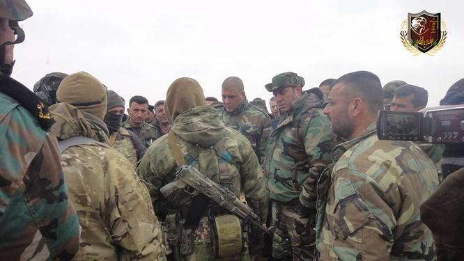 """Chiến sự Syria: Nga huấn luyện """"lên đời"""" quân Assad (ảnh) ảnh 2"""