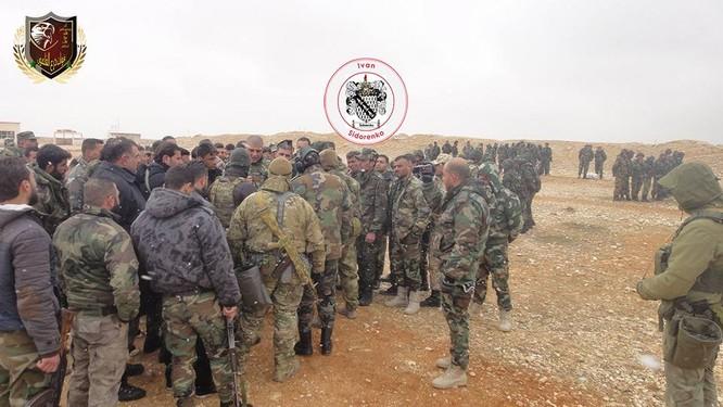 """Chiến sự Syria: Nga huấn luyện """"lên đời"""" quân Assad (ảnh) ảnh 3"""